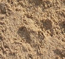 Песок намывной с доставкой